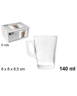 Glass Cappuchino 22,5 cl