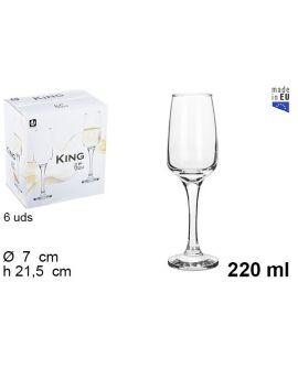 Copa champagne 22cl